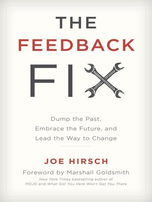 cover image of The Feedback Fix