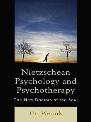 cover image of Nietzschean Psychology and Psychotherapy