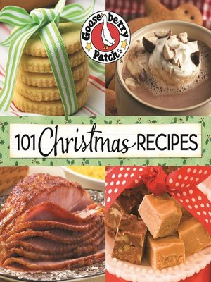 cover image of 101 Christmas Recipes