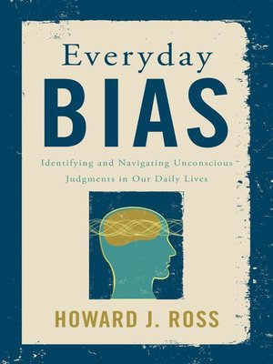 cover image of Everyday Bias
