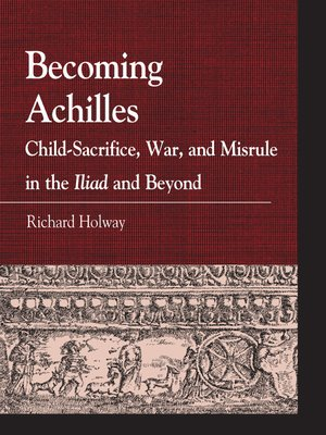 cover image of Becoming Achilles
