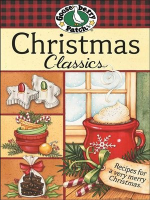 cover image of Christmas Classics Cookbook