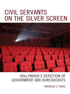 cover image of Civil Servants on the Silver Screen