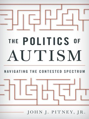 cover image of The Politics of Autism