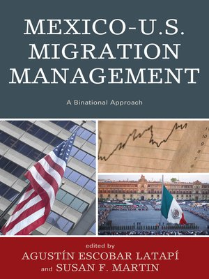 cover image of Mexico-U.S. Migration Management