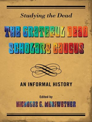 cover image of Studying the Dead
