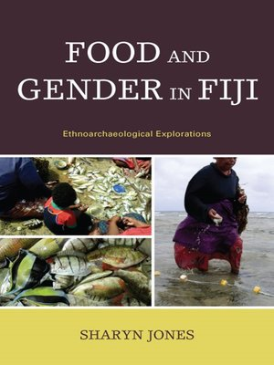 cover image of Food and Gender in Fiji