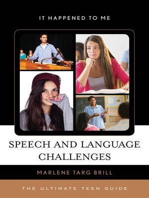 cover image of Speech and Language Challenges