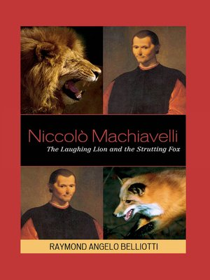 cover image of Niccolo Machiavelli