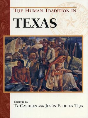 cover image of The Human Tradition in Texas