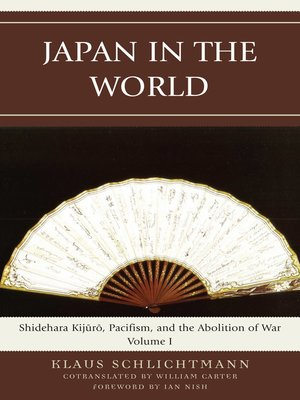 cover image of Japan in the World