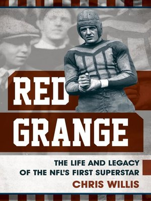 cover image of Red Grange