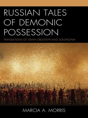 cover image of Russian Tales of Demonic Possession