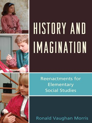 cover image of History and Imagination