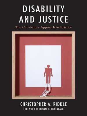 cover image of Disability and Justice