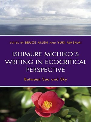 cover image of Ishimure Michiko's Writing in Ecocritical Perspective
