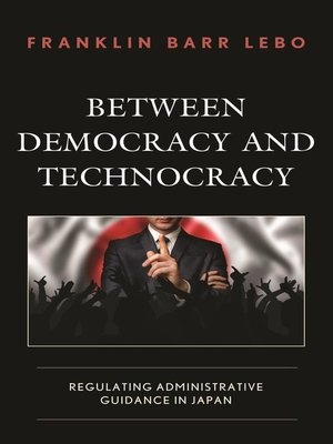 cover image of Between Democracy and Technocracy