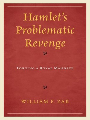 cover image of Hamlet's Problematic Revenge