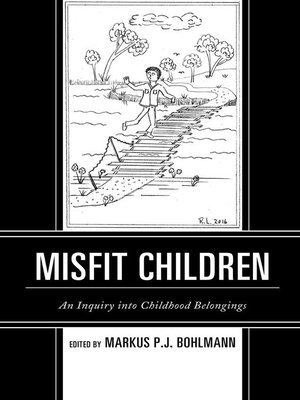 cover image of Misfit Children