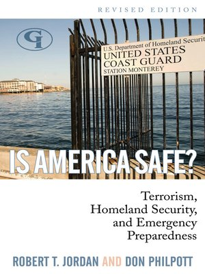 cover image of Is America Safe?
