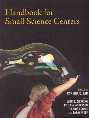 cover image of Handbook for Small Science Centers