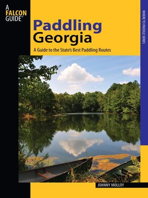 cover image of Paddling Georgia