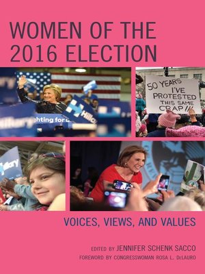 cover image of Women of the 2016 Election