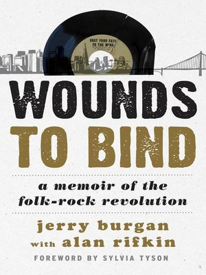 cover image of Wounds to Bind