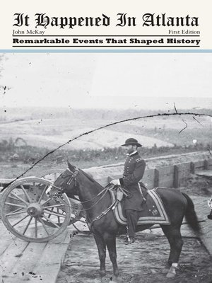 cover image of It Happened in Atlanta