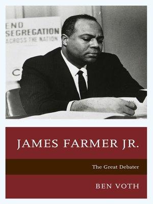 cover image of James Farmer Jr.
