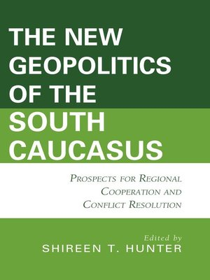 cover image of The New Geopolitics of the South Caucasus