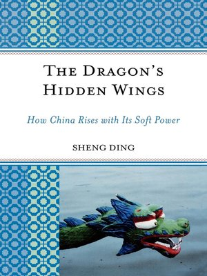cover image of The Dragon's Hidden Wings