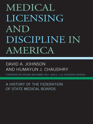 cover image of Medical Licensing and Discipline in America
