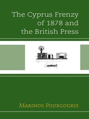 cover image of The Cyprus Frenzy of 1878 and the British Press