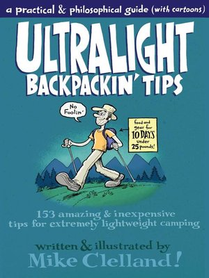 cover image of Ultralight Backpackin' Tips