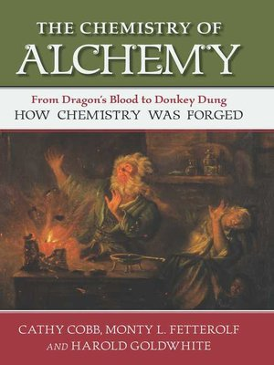 cover image of The Chemistry of Alchemy