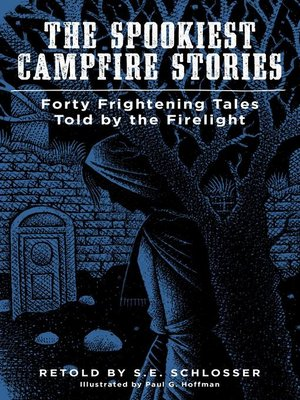 cover image of The Spookiest Campfire Stories