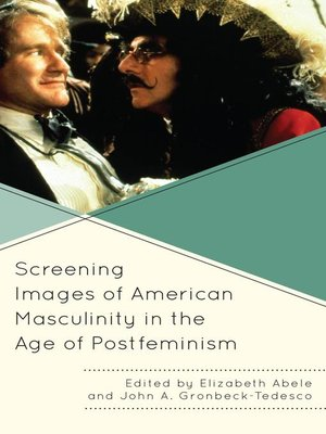 cover image of Screening Images of American Masculinity in the Age of Postfeminism