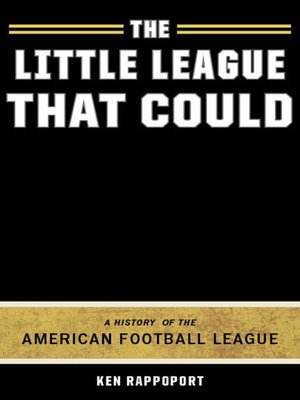 cover image of The Little League That Could