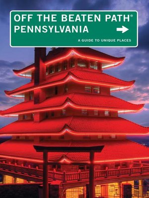 cover image of Pennsylvania Off the Beaten Path®