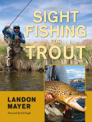 cover image of Sight Fishing for Trout
