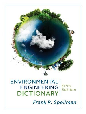 cover image of Environmental Engineering Dictionary