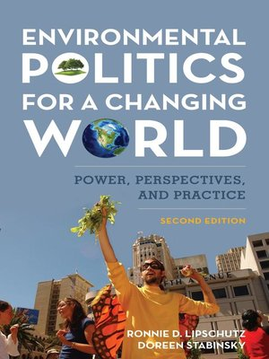 cover image of Environmental Politics for a Changing World