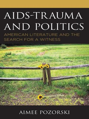 cover image of AIDS-Trauma and Politics