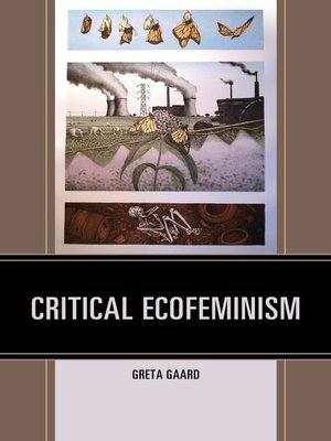 cover image of Critical Ecofeminism