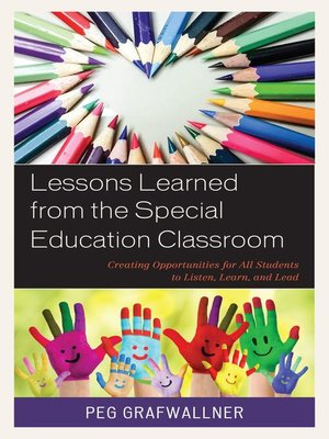 cover image of Lessons Learned from the Special Education Classroom