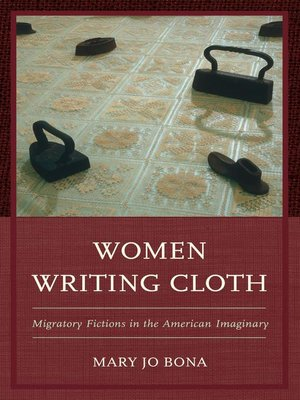 cover image of Women Writing Cloth