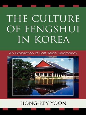 cover image of The Culture of Fengshui in Korea