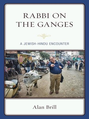 cover image of Rabbi on the Ganges