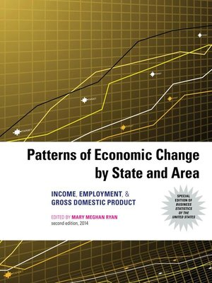 cover image of Patterns of Economic Change by State and Area 2014
